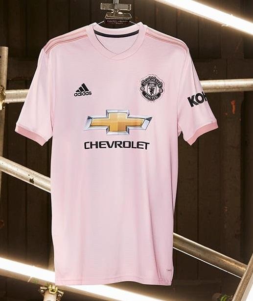Manchester United 2018/19 adidas Away Kit - FOOTBALL FASHION