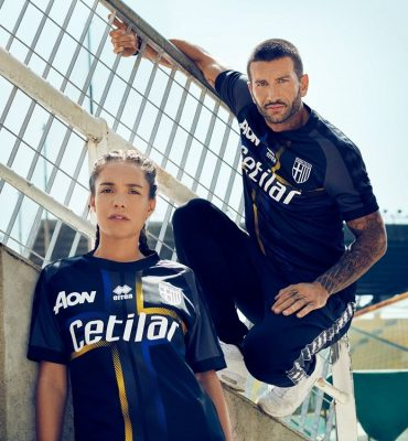 Parma Calcio 1913 Errea 2018 2019 Home, Away and Third Football Kit, Soccer Jersey, Shirt, Maglia, Gara, Camiseta, Camisa