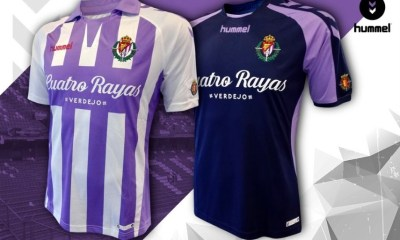 Real Valladolid 2018 2019 hummel Home and Away Football Kit, Soccer Jersey, Shirt, Camiseta, Equipacion