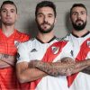River Plate 2018 2019 adidas Home Football Kit, Soccer Jersey, Shirt, Camiseta, Equipacion, Playera