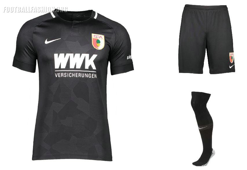 944919a53 FC Augsburg 2018 19 Nike Home