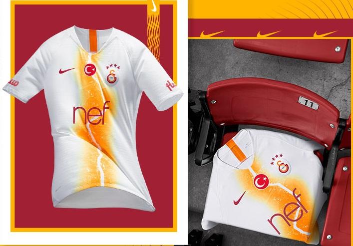 official photos a649f bdebc Galatasaray SK 2018/19 Nike Away and Third Kits - FOOTBALL ...
