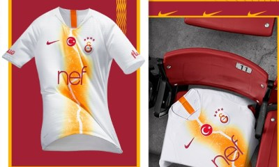 Galatasaray SK 2018 2019 Nike Away and Third Football Kit, Soccer Jersey, Shirt, Forma, Futbol Formaları