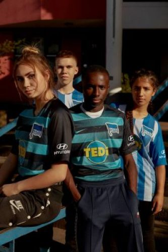 Hertha BSC 2018 2019 Nike Home and Away Football Kit, Soccer Jersey, Shirt, Trikots