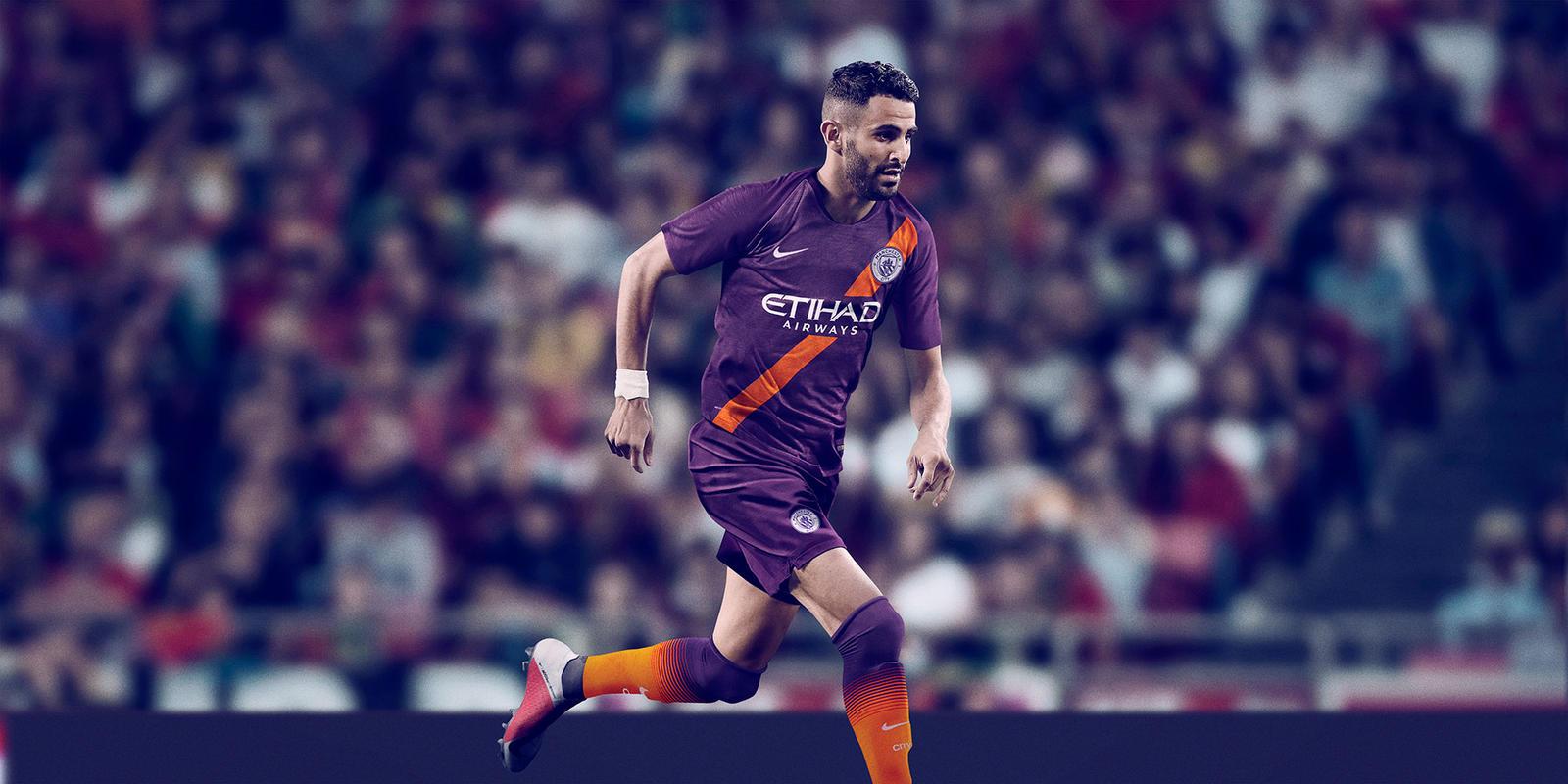 Manchester City 2018 19 Nike Third Kit. By. Football Fashion Staff e069415ba7b