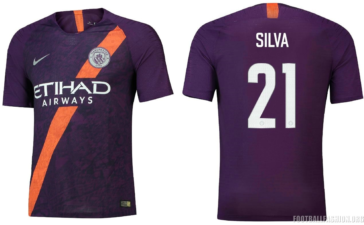 best sneakers d7371 af943 Manchester City 2018/19 Nike Third Kit - FOOTBALL FASHION.ORG