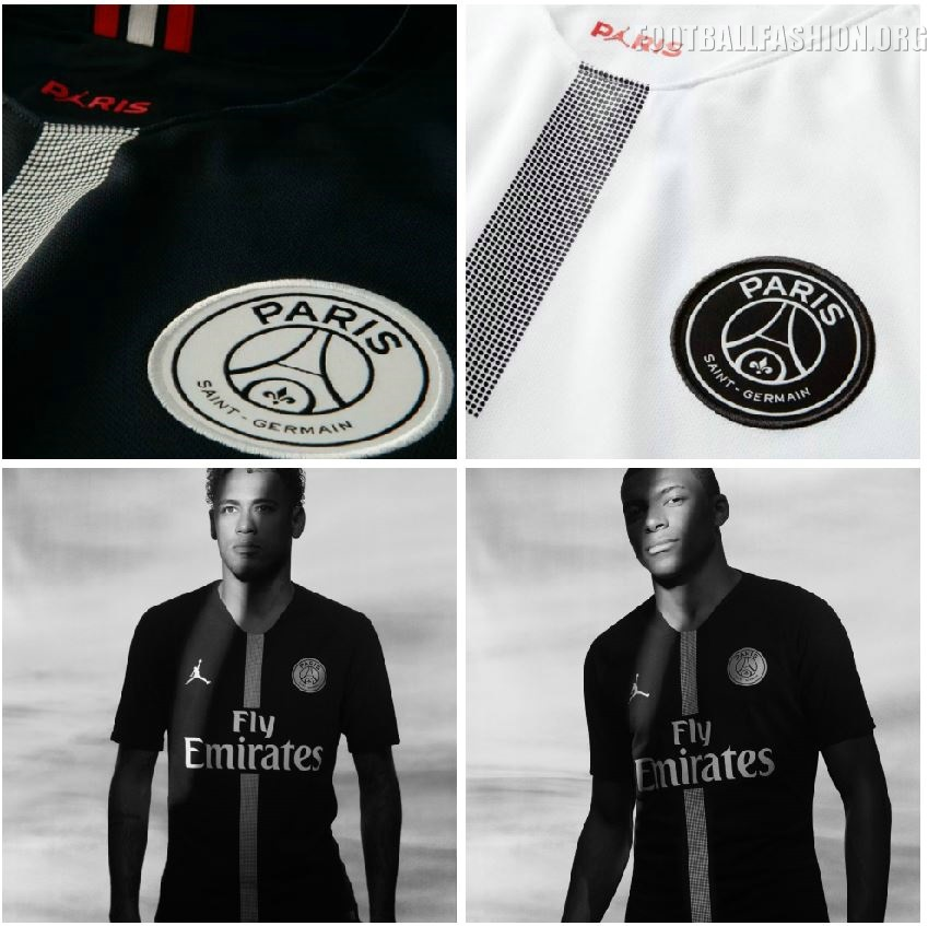 Paris Saint Germain X Jordan 2018 19 Collection Football Fashion