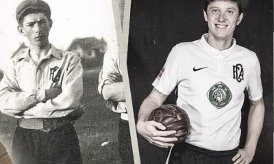 FC Augsburg 111th Anniversary Nike Football Kit, Soccer Jersey, Shirt, Trikot, Retrotrikot
