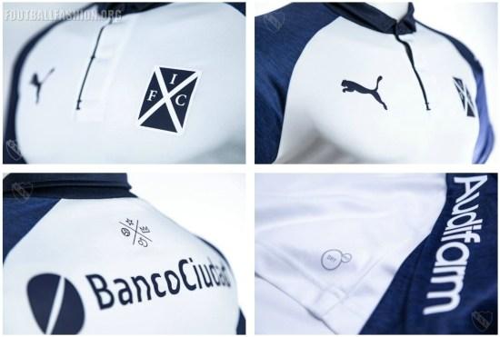 Club Atlético Independiente 2018 2019 PUMA Football Away Kit, Soccer Jersey, Shirt, Camiseta de Futbol, Equipacion