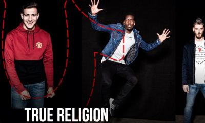 Manchester United x True Religion Launch Denim Range