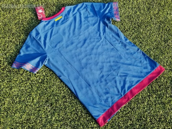 West Ham United 2018 2019 Umbro Away Football Kit, Soccer Jersey, Shirt, Camiseta, Camisa, Maillot, Trikot