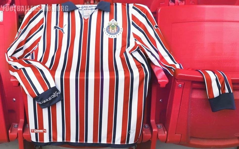 d4f96d98721 Chivas 2018 FIFA Club World Cup PUMA Jersey - FOOTBALL FASHION.ORG