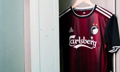 FC Copenhagen 2018 2018 adidas Home, Away and Third Football Kit, Soccer Jersey, Shirt, Spilletrøje, Trøjer
