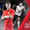 Laos 2018 2019 FBT Home, Away and Third Football Kit, Soccer Jersey, Shirt