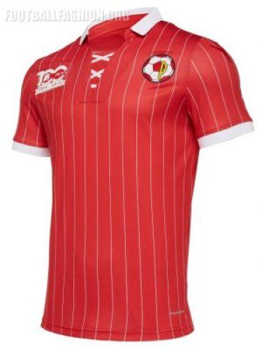 Piacenza Calcio 2019 100th Anniversary Macron Football Kit, Soccer Jersey, Shirt, Maglia Centenario, Gara