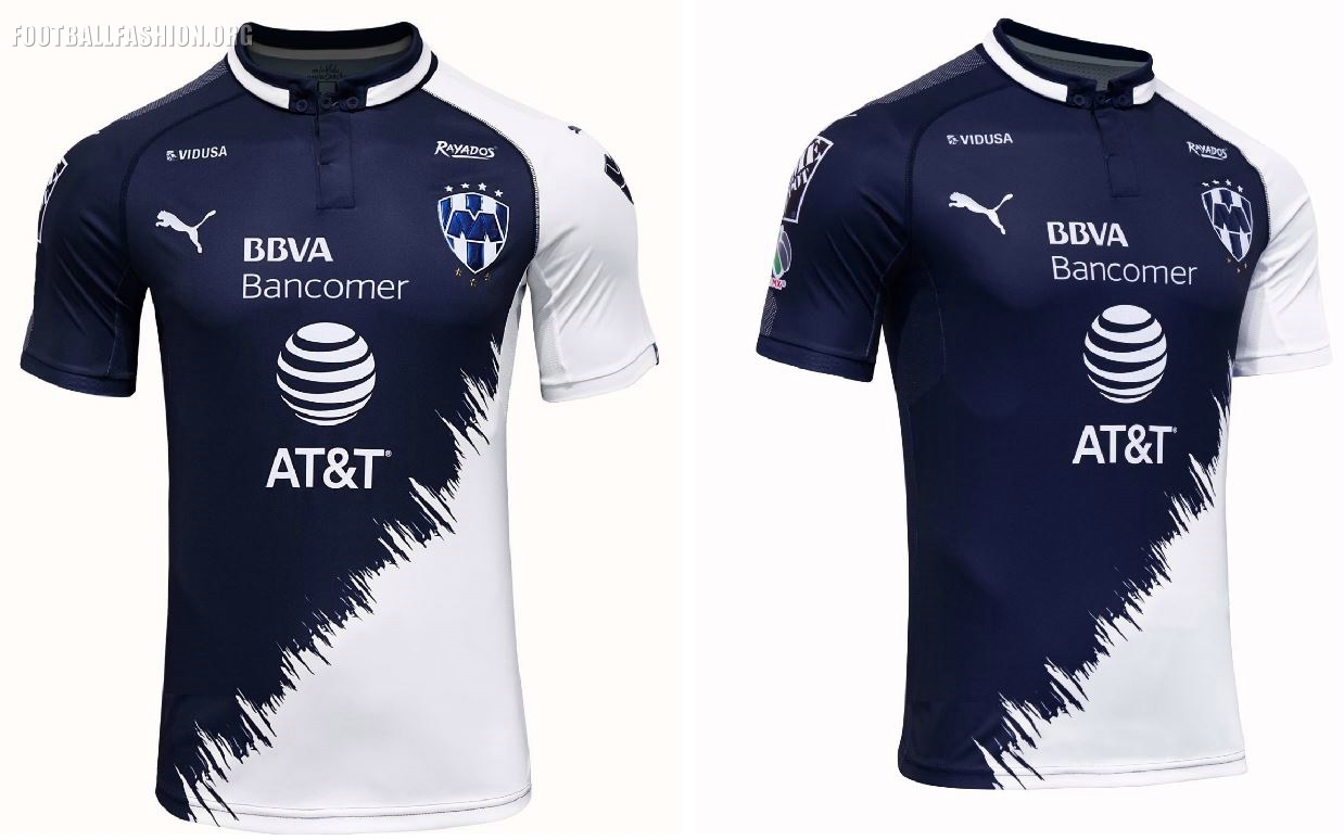 Rayados de Monterrey 2019 PUMA Third Kit – FOOTBALL FASHION.ORG ecfe7267c40e0