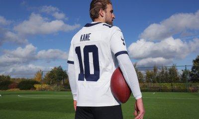 Tottenham Hotspur 2018 2019 Nike NFL Soccer Jersey, Football Shirt, Kit