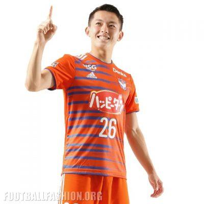 Albirex Niigata 2019 adidas Home and Away Football Kit, Soccer Jersey, Shirt