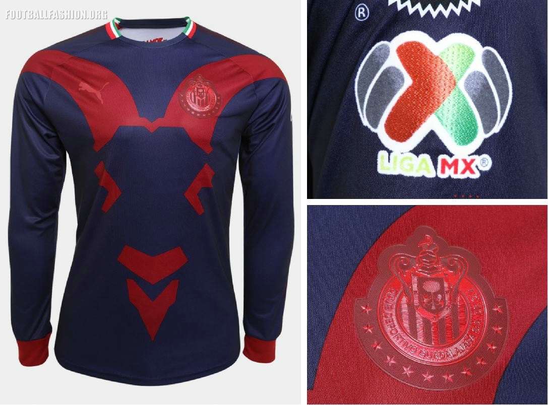 sports shoes 3744d 4d956 Chivas de Guadalajara 2019 PUMA Third Kit - FOOTBALL FASHION.ORG