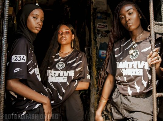 NATIVE x Nike 2019 Naija Soccer Jersey, Football Kit, Nigeria Kit