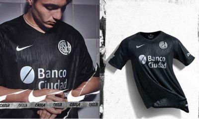 San Lorenzo 2019 Nike Third Football Kit, Soccer Jersey, Shirt, Camiseta de Futbol Tercera