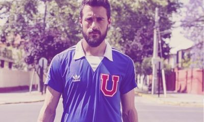 Club Universidad de Chile 2018 2019 adidas Retro Football Kit, Soccer Jersey, Shirt, Camiseta de Futbol Edición limitada