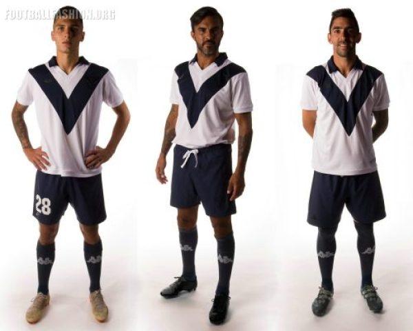 Vélez Sarsfield 1968 Kappa Commemorative Home Soccer Jersey, Football Shirt, Kit, Camiseta especial