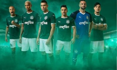 Palmeiras 2019 PUMA Home and Away Football Kit, Soccer Jersey, Shirt, Camisa do Futebol