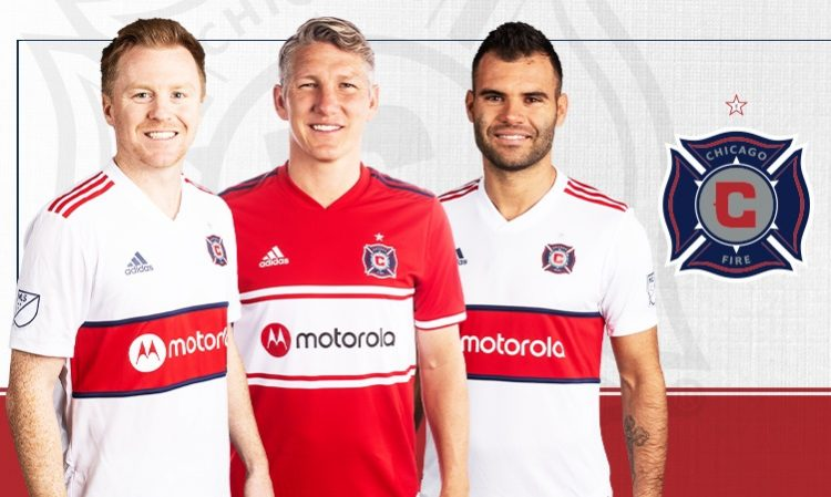 Chicago Fire 2019 Adidas Away Jersey Football Fashion Org