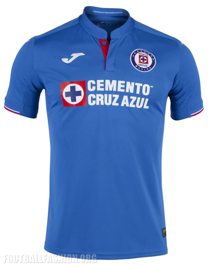 30b74a0b7 Cruz Azul 2019 Joma Home and Away Kits - FOOTBALL FASHION.ORG