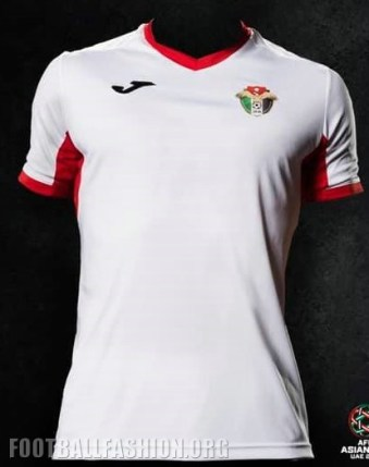 Jordan 2019 Jako Home and Away Football Kit, Soccer Jersey, Shirt