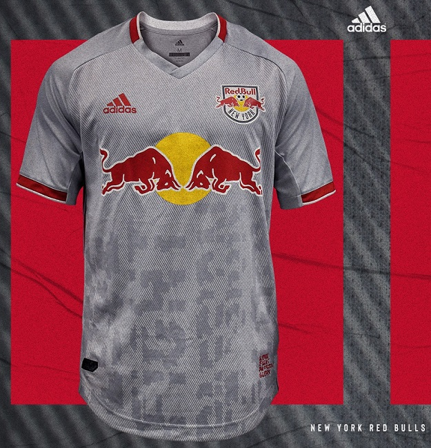 c8c2dd4dddc New York Red Bulls 2019 adidas Home Soccer Jersey. Shirt