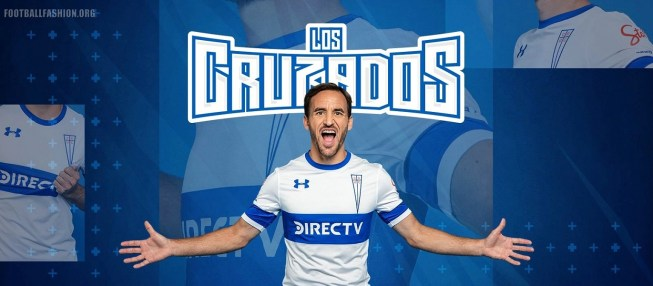 Universidad Católica 2019 Under Armour Home and Away Football Kit, Soccer Jersey, Shirt, Camiseta de Futbol
