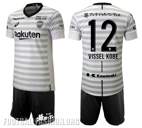 3a5e9ebdc11 Vissel Kobe will debut their 2019 Asics kits during their upcoming tour of  the USA that will see them meet MLS clubs Los Angeles FC, Toronto FC and  Columbus ...
