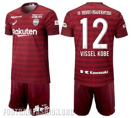 994bfb0a8e68 Vissel Kobe will debut their 2019 Asics kits during their upcoming tour of  the USA that will see them meet MLS clubs Los Angeles FC