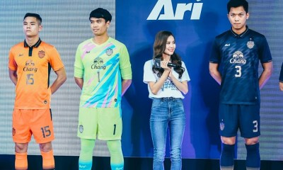 Buriram United 2019 AFC Asian Champions League Ari Home and Away Football Kits, Soccer Jersey, Shirt