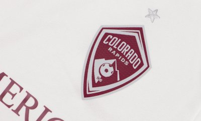 Colorado Rapids 2019 adidas Away Soccer Jersey, Football Kit, Shirt, Camiseta de Futbol MLS