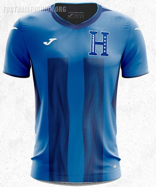 Honduras 2019 Joma Kits - FOOTBALL FASHION