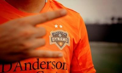 Houston Dynamo 2019 adidas Home Spccer Jersey, Shirt, Football Kit, Camiseta de Futbol MLS