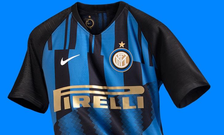 1289cd28 Inter Milan x Nike 20th Anniversary Mashup Kit - FOOTBALL FASHION.ORG