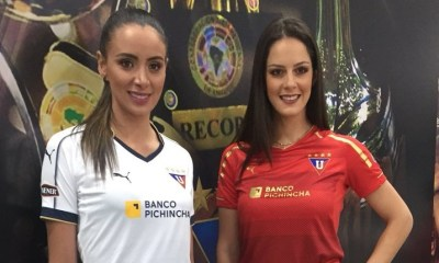 Liga de Quito 2019 PUMA Home and Away Football Kit, Soccer Jersey, Shirt, Camiseta de Futbol