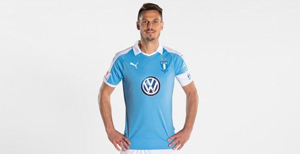 Malmö FF 2019 PUMA Football Kit, Soccer Jersey, Shirt, Matchtröja