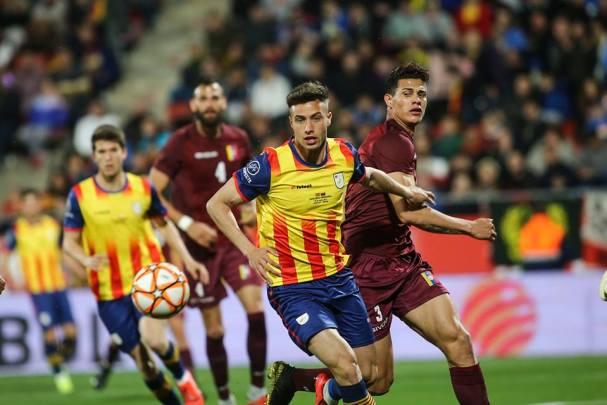 Catalunya 2019 2020 Home Football Kit, Shirt, Soccer Jersey, Camiseta