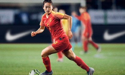 China 2019 Women's World Cup Nike Football Kit, Soccer Jersey, Shirt