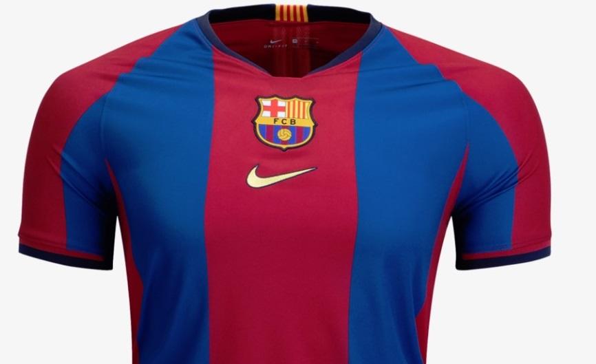 0580aed86c1 FC Barcelona 2019 El Clásico Nike Kit - FOOTBALL FASHION.ORG