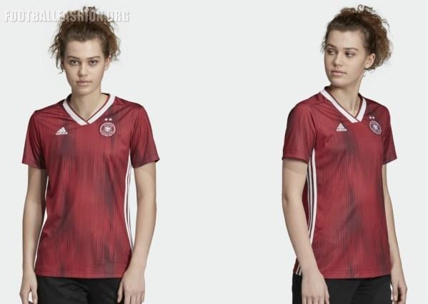 Germany 2019 Women's World Cup adidas Football Kit, Soccer Jersey, Shirt, Deutschland Heimtrikot Damen, Trikot