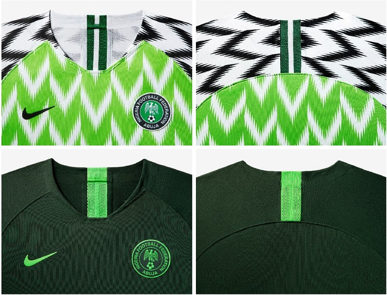 d2e549e7da9 Nigeria 2019 Women s World Cup Nike Football Kit