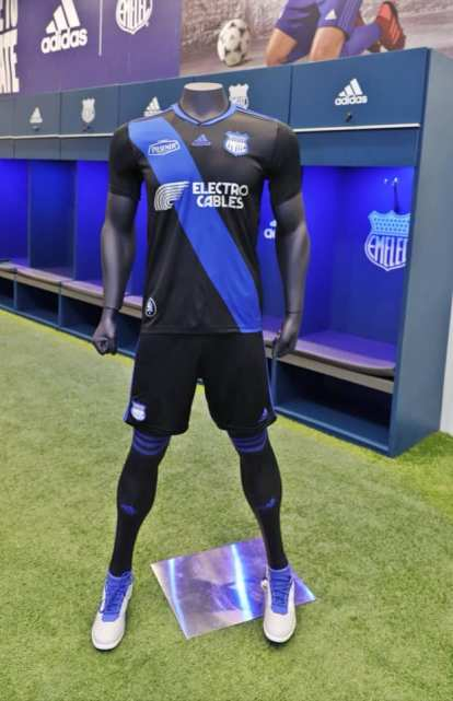 Emelec 90th Anniversary 2019 adidas Football Kit, Soccer Jersey, Shirt, camiseta conmemorativa