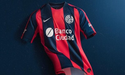 f5cc80177cc ... San Lorenzo 2019 2020 Nike Home and Away Football Kit, Soccer Jersey,  Shirt,
