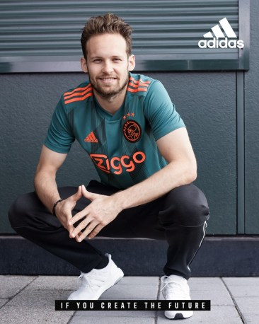 AFC Ajax 2019 2020 adidas Away Football Shirt, Kit, Soccer Jersey, Uitshirt, Uittenue